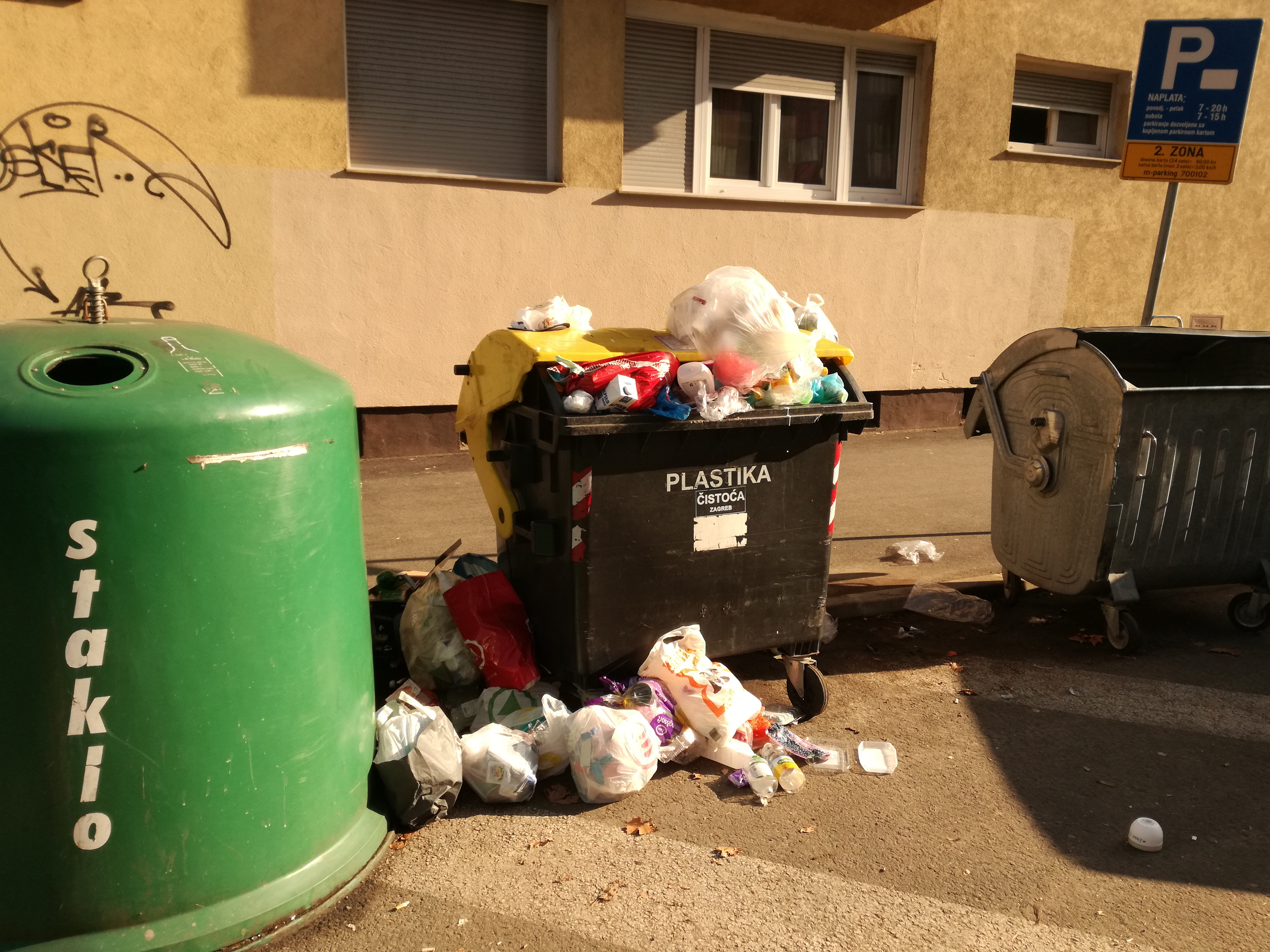 Očekujemo kaos u odvojenom prikupljanju otpada jer Grad i građani nisu spremni