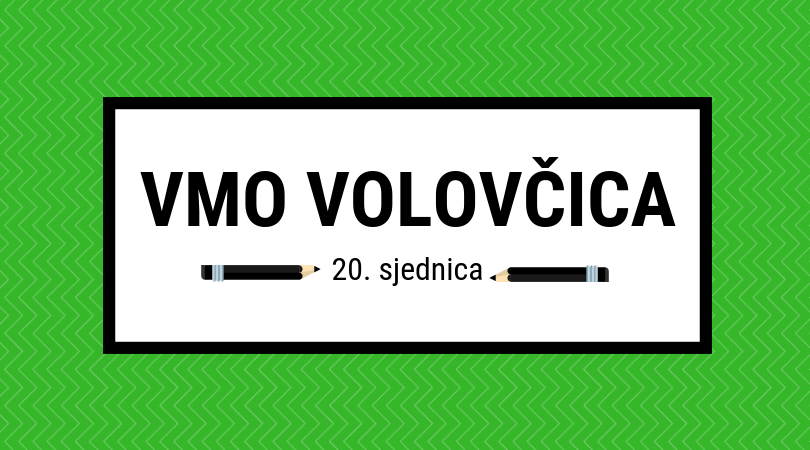 Sjednica VMO Volovčica 11. prosinca 2018.